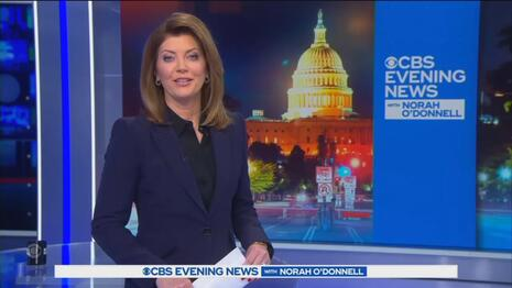With 'CBS Evening News' Skidding, the Network Could Give O'Donnell the Boot 3