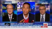 CNN's Lemon Says Only He Can Label Himself Politically, But His Record  Speaks for Itself