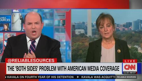CNN Calls for Press to Ditch Objectivity, Portray GOP as Threat to US