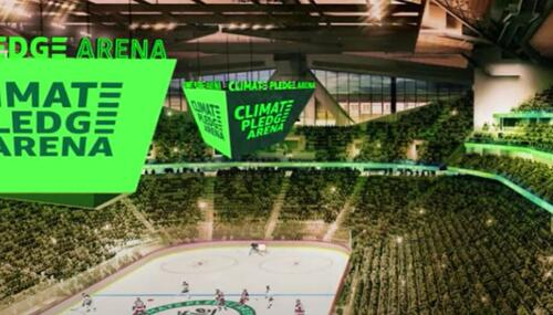 Paris Agreement On Ice: Seattle's NHL Arena Fighting Climate Change