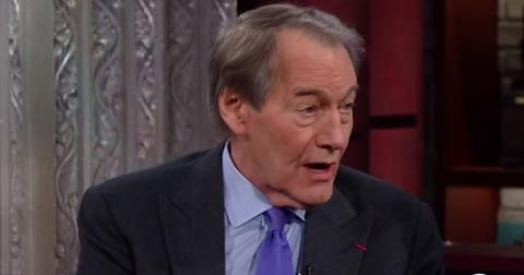Bloomberg Company Ensnared in Creepy Charlie Rose's Sex Scandal