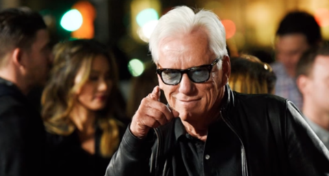 Actor James Woods Censored for Posting Video of Racial Crime