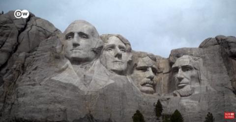 Here's How the WashPost Lied About Trump's Mount Rushmore Speech