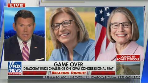 Sore Loser Dem Trying to Steal Seat Calls It Quits, Nets Skip Whole Scheme