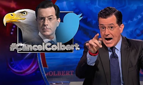 Why Don't We Remind Stephen Colbert of His 'Racist' Asian Jokes?