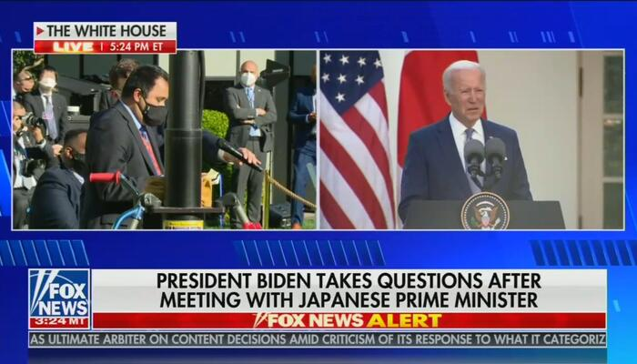 Activist WH Reporters Hammer Biden, Psaki from the Left on Gun Control