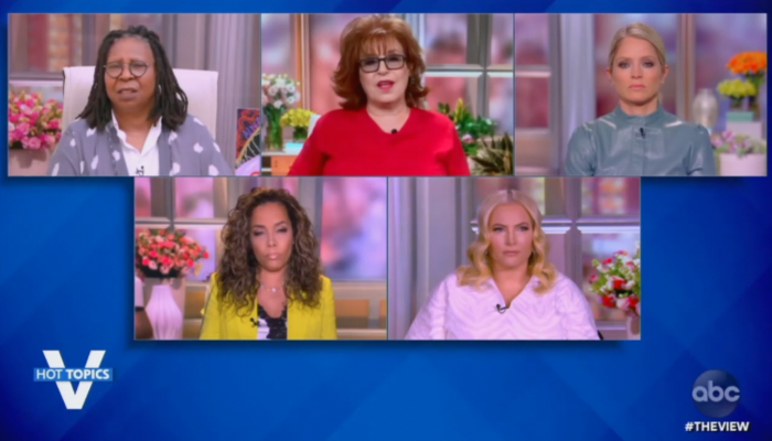 'View' Hosts Scold Lemon for Defending Cop in Ohio Shooting: 'Don Is Wrong'