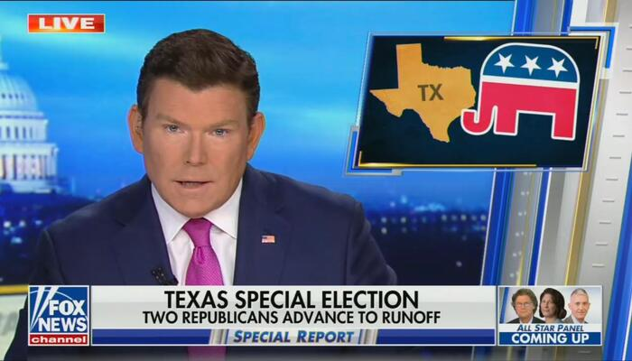 Nets Ignore GOP Slamming Door on Dems in TX Special Election