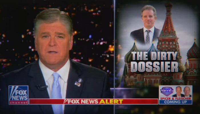 New York Times Puts Final Nail in Steele Dossier Coffin, Discrediting Its Own Reporting