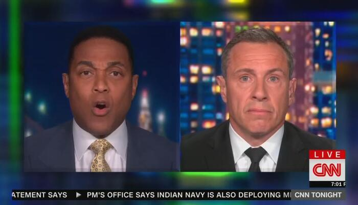 CNN, Don Lemon and the Cancer of Identity Politics