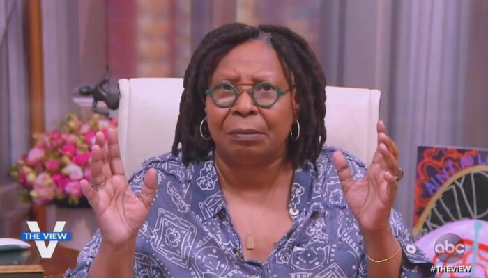Vaccinated Whoopi Goldberg: 'I'm Going to Wear My Mask' Outside Probably 'Into my 90s'