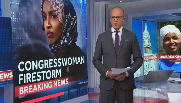 ABC, CBS Ignore Rep. Omar Comparing U.S., Israel to Terrorist Groups
