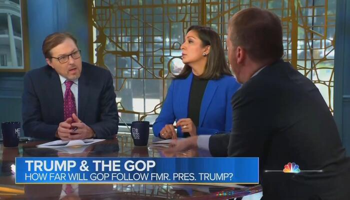 GOPer Shoots Down Chuck Todd's Lie of 'Manufactured' Outrage at CRT