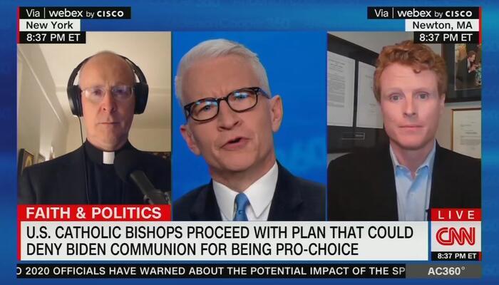 CNN Decries 'Politically Motivated' Bishops On Abortion, Communion