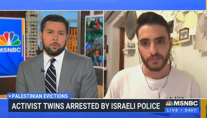 Anti-Israel HATE: MSNBC's Mohyeldin Lets Guest Call Government 'Terrorists'