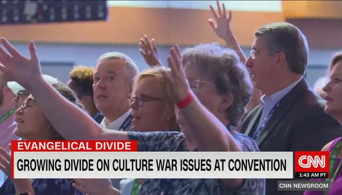 NY Times Freak Out: 'Ultraconservative,' 'Right Wing' Southern Baptists