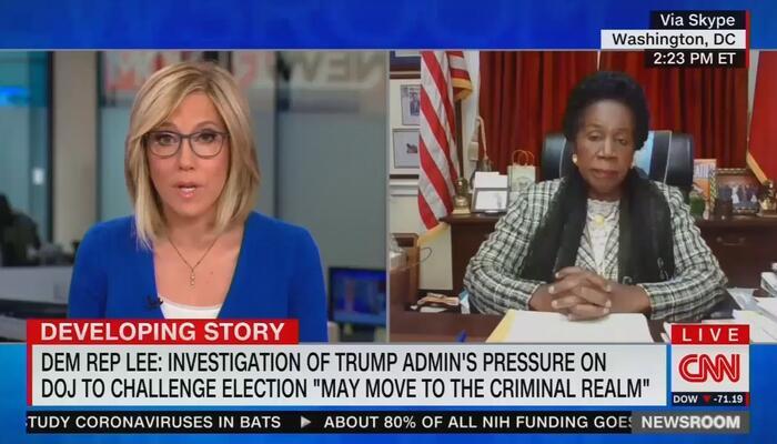 PANIC! CNN Hosts Fret McConnell Will Block Biden Supreme Court Pick
