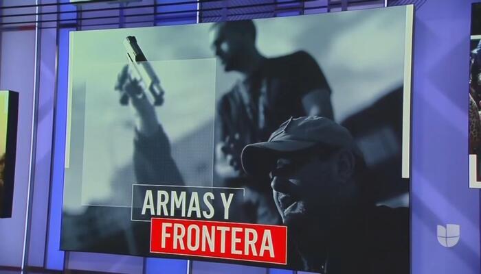 PROPAGANDA ANTI-ARMAS: Univisión desacredita la nueva ley de portación pública de Texas
