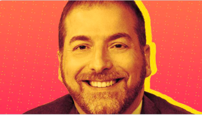 Chuck Todd: 'Jesus, There's No Balance,' People 'Need the Truth'
