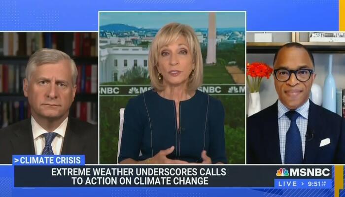 MSNBC Kooks: Earth May Become Uninhabitable Unless Biden Saves Us!