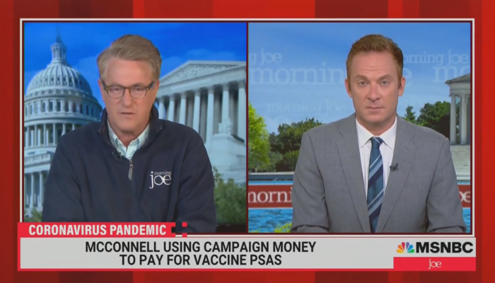 Morning Joe Realizes Mitch McConnell Might Not Be SO Evil After All?