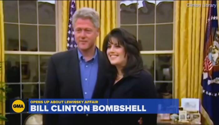 CRINGE: This Journalist Offered Oral Sex to Bill Clinton to Keep Abortion Legal