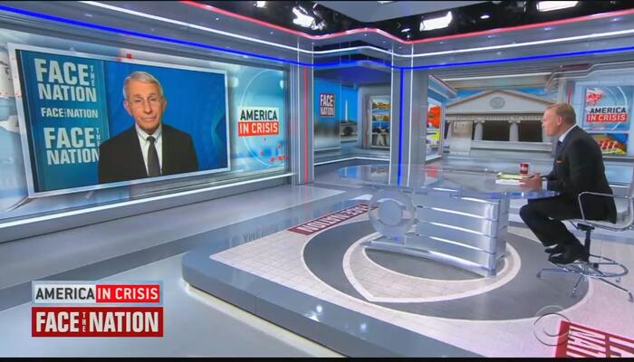 CBS Slaps Down Fauci, CDC Claim Vaccinated Are Spreading COVID in Large Numbers