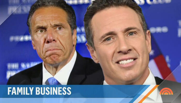 Column: The Shameless Cuomo Brothers Make a Mess