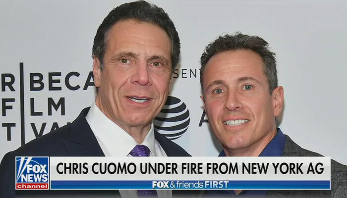 WashPost finds Chris Cuomo STILL advising his embattled brother through scandal