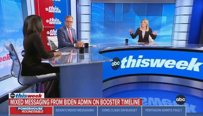 ABC Fears GOP 'Pouncing' AND 'Seizing' on Botched Boosters to Hurt Biden