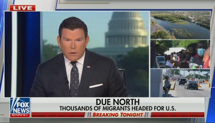 Nets Look Away from Border As Nearly 10,000 Migrants Stage in Mexico