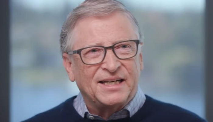 Eco-Extremist Bill Gates Gets $100M to Fight 'Climate Crisis' from Fossil Fuel Investment Giant BlackRock