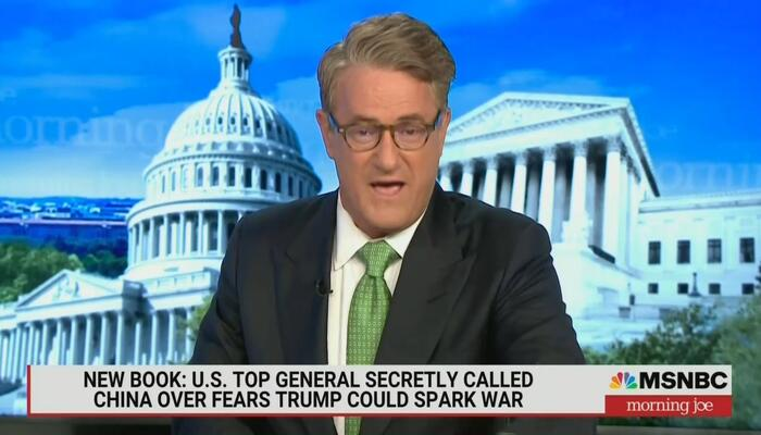 The Liberal Media Defend the Indefensible General Milley