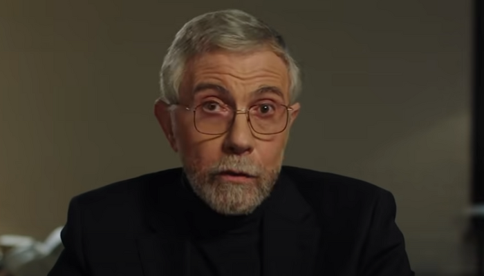 Krugman Squawks: The White Working-Class 'Want Their Racial Hostility Served Raw'