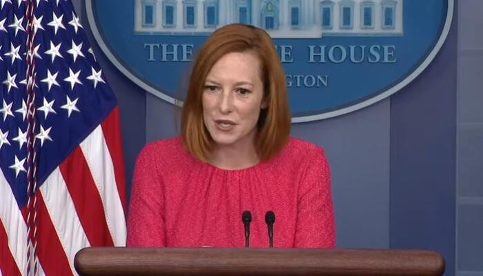Ugh: NY Times Bows to Biden Press Secretary and Her 'Yasss Queen' Online 'Cult of Psaki'