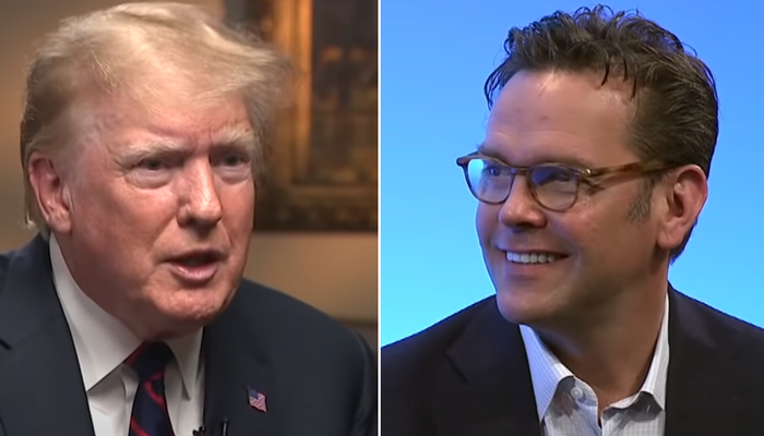 James Murdoch Gave $1M to Lib Group that Sued Trump for Trying to Stop Big Tech Censorship