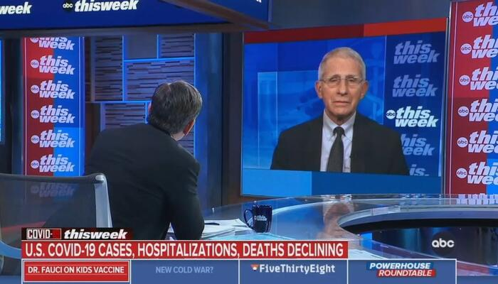 ABC Tees Up Fauci to Deny, Lie About NIH Funding Risky Wuhan Experiments