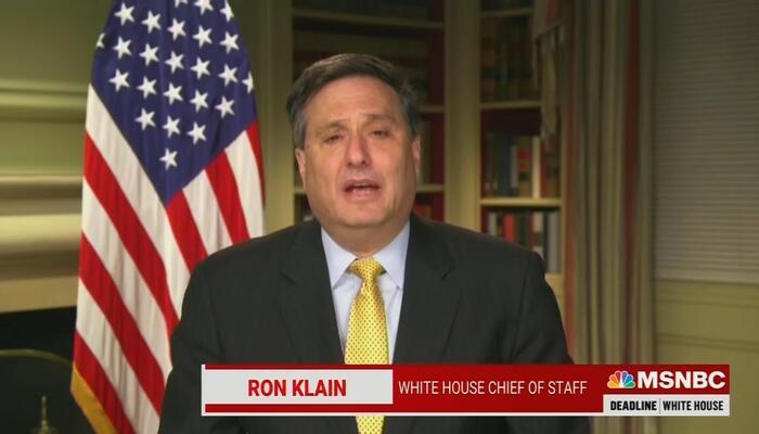 Ron Klain Reminds Us of Elites and Their Elitism