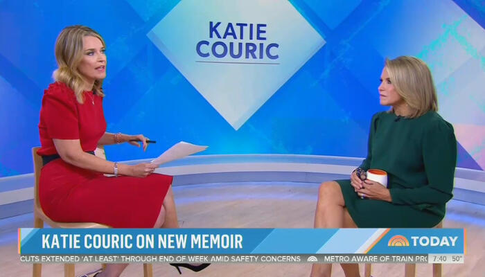 Guthrie Tells Couric: Your RBG Cover-Up 'Violates a Cardinal Rule of Journalism'