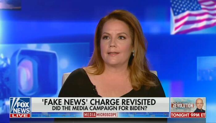 Mollie Hemingway on Fox: No One Trusts the Liberal Media on Elections Anymore