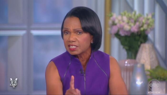 Condi Rice Crushes Pro-Critical Race Theory Talk on 'View'