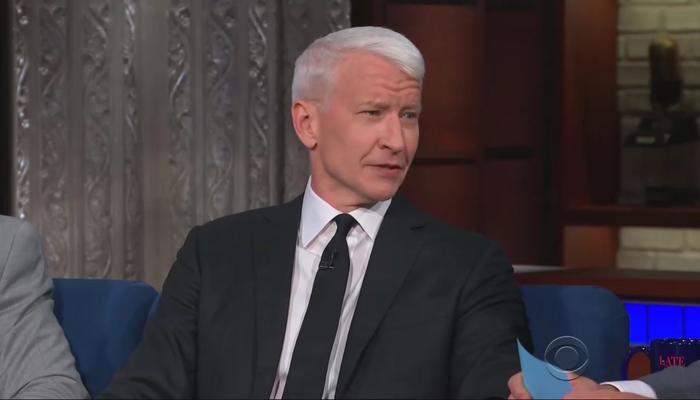 Anderson Cooper Helsinki