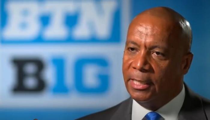 Big Ten Commissioner Kevin Warren