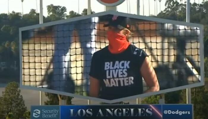 Dodgers and BLM
