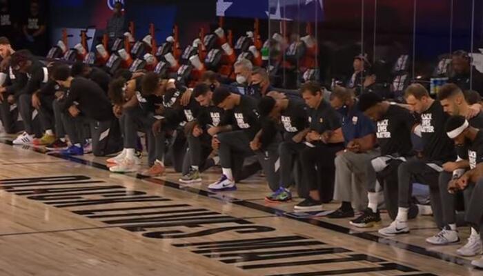 NBA kneelers