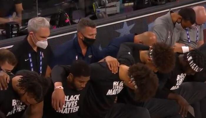 NBA protests 2020