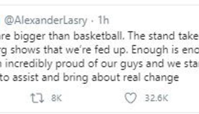Alex Lasry tweet
