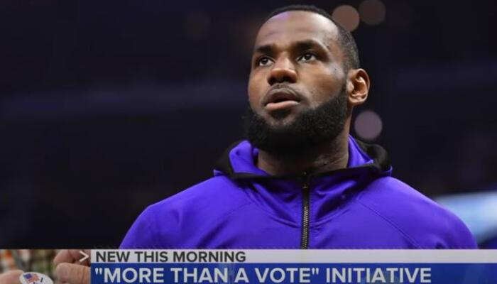 LeBron James and More Than A Vote