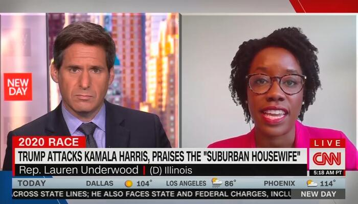 John Berman and Lauren Underwood