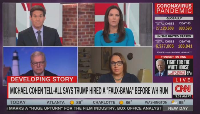 Erica Hill CNN New Day 9-7-20